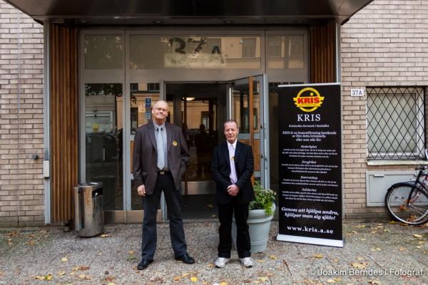 KRIS-08 blir KRIS Stockholm men finns kvar i samma lokaler. Foto: Joakim Berndes