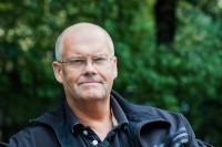 Ali Reunanen. (Vice ordförande KRIS) oroad över lanseringen av nya webbtjänsten Lexbase. Foto: Joakim Berndes