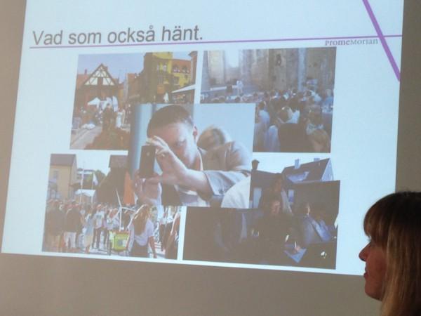Niklas Svensson från Expressen har förändrat spelplanen i Almedalen.