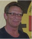 Peter Lundh. Ordförande KRIS Mariestad