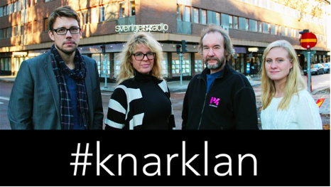 #knarklan