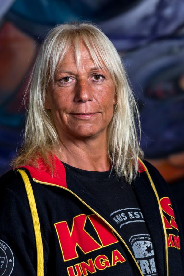 Eva Jeppsson i almedalen 2015. Foto: Joakim Berndes