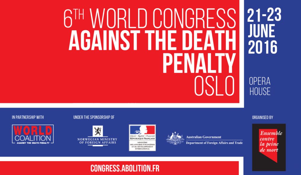 Banner Facebook 6th world Congress Against the Death Penalty